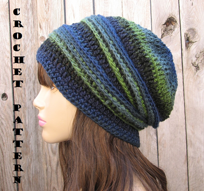 Free Printable Crochet Hat Patterns For Beginners Pakbit For
